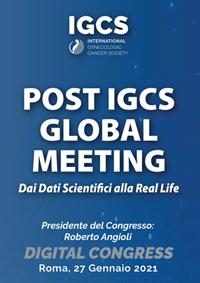 Course Image POST IGCS GLOBAL MEETING: dai Dati Scientifici alla Real Life