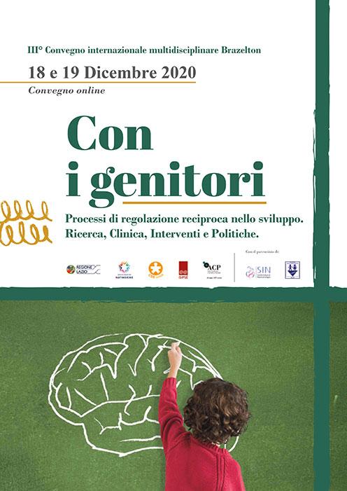 Course Image III° Convegno internazionale multidisciplinare Brazelton - Con i genitori - Processi di regolazione reciproca nello sviluppo.